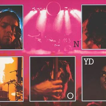 Pink Floyd Live XL Giant Poster 39x54