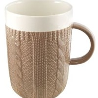Taupe Sweater Mug
