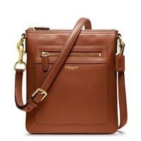 Coach :: New Legacy Swingpack In Leather