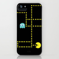 Pacman iPhone Case by Scott - GameRiot | Society6