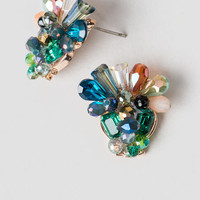 Shiloh Beaded Studs