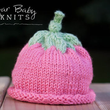 Berry Hat - Custom Order Size & Color