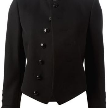 Saint Laurent Military Style Jacket - The Webster - Farfetch.com
