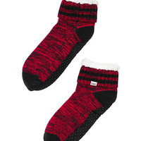 Sherpa Socks - PINK - Victoria's Secret