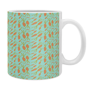 Allyson Johnson Cute Little Carrots Coffee Mug