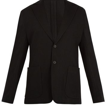 Notch-lapel cashmere blazer | Bottega Veneta | MATCHESFASHION.COM UK