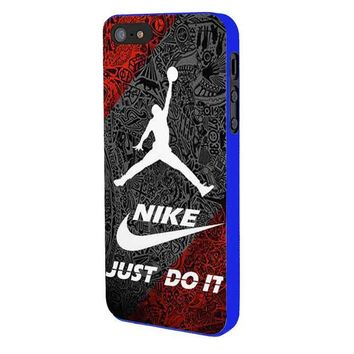 Nike Air Jordan iPhone 5 Case Available for iPhone 5 iPhone 5s iPhone 5c iPhone 4/4s