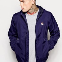Fila Vintage | Fila Vintage Coated Jacket at ASOS