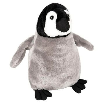 10 Inch Baby Penguin Chick Stuffed Animal Plush Floppy Ocean Species Collection