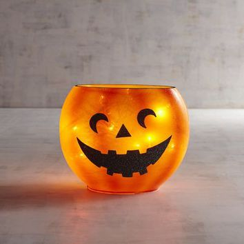 Large Jack-o'-Lantern Twinkle Light