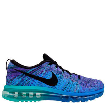 Nike Flyknit Air Max - Hyper Grape Black Photo Blue