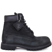 Timberland 6 Inch Premium Boot - Black Suede