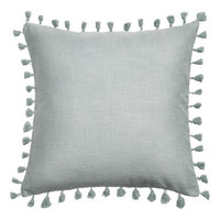 H&M Tasselled Cushion Cover $17.99