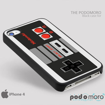 Nintendo Controller for iPhone 4/4S, iPhone 5/5S, iPhone 5c, iPhone 6, iPhone 6 Plus, iPod 4, iPod 5, Samsung Galaxy S3, Galaxy S4, Galaxy S5, Galaxy S6, Samsung Galaxy Note 3, Galaxy Note 4, Phone Case