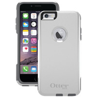 "Otterbox Iphone 6 Plus 5.5"" Commuter Series Case (white And Gray)"