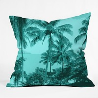 Deb Haugen Aloha Morning Throw Pillow