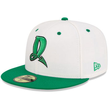 Dayton Dragons Authentic Alternate 1 Fitted Cap - MLB.com Shop