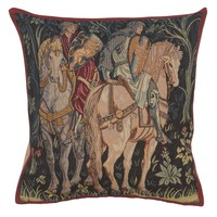 Knights of Camelot French Cushion