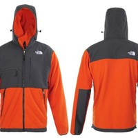 The North Face Men's Denali Fleece Hoodie Jacket
