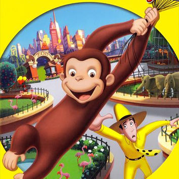Curious George 27x40 Movie Poster (2006)