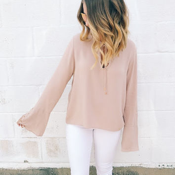Key to my Heart Blouse