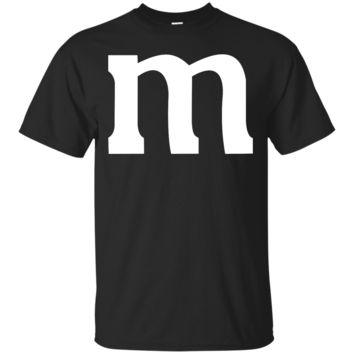 Halloween M&M Candy T-shirt