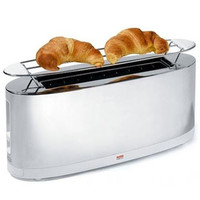 alessi electric toaster with bun warmer