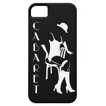 Cabaret iPhone SE/5/5s Case
