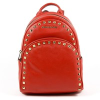 Michael Kors Womens Backpack Abbey 35T7Gayb5L Red