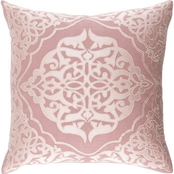 Adelia Throw Pillow Pink, Pink