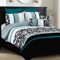 AnnasLines | Winslow 8 Pieces Comforter Set