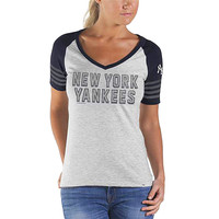 New York Yankees Women's Ballpark T-Shirt by '47 Brand - MLB.com Shop