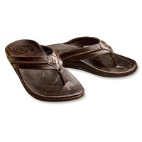 Olukai Leather Sandals