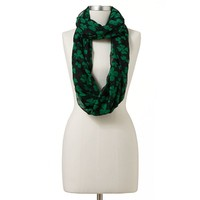 Manhattan Accessories Co. Shamrock Infinity Scarf