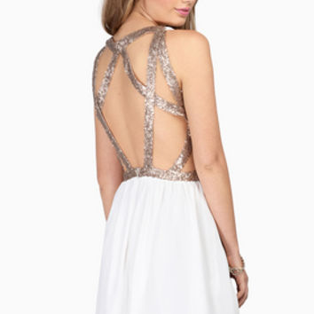 Just A Hint Of Sparkle Skater Dress $48