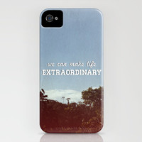 Extraordinary III iPhone Case by Galaxy Eyes | Society6