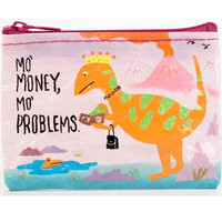 Mo Money, Mo Problems Coin Purse (Also Perfect for Small Makeup Items)