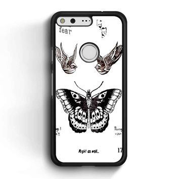 Tattoo Harry Style One Direction Google Pixel Case