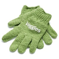 Veggie Scrub Gloves, Set of 2