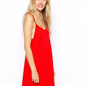 ASOS Strappy Cami Dress