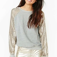 Strike Gold Sweatshirt