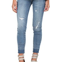 Denim Color Block Jeans from Blank Denim at Blush Boutique Miami - ShopBlush.com : Blush Boutique Miami – ShopBlush.com