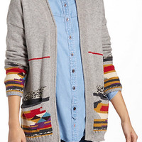 Capitana Cardigan Anthropologie Gorgeous Latin American Vibe Cardigan