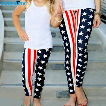 4th of July Matching Mom And Daughter Outfits