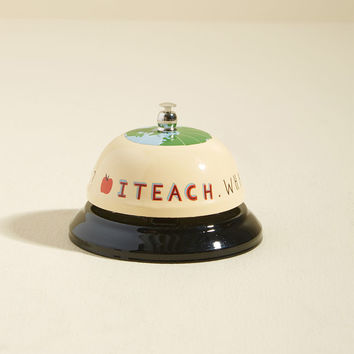 Classroom Champion Tap Bell