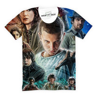 Stranger Things Collage T-Shirt