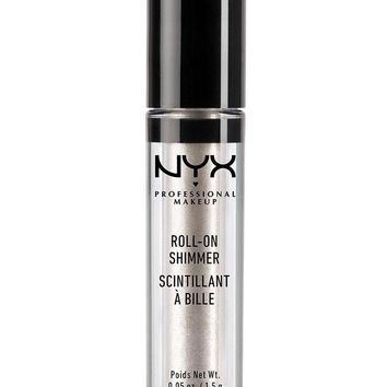 NYX Roll-On Shimmer - Platinum