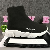 Balenciaga Woman Men Fashion Socks Boots Sneakers Sport Shoes