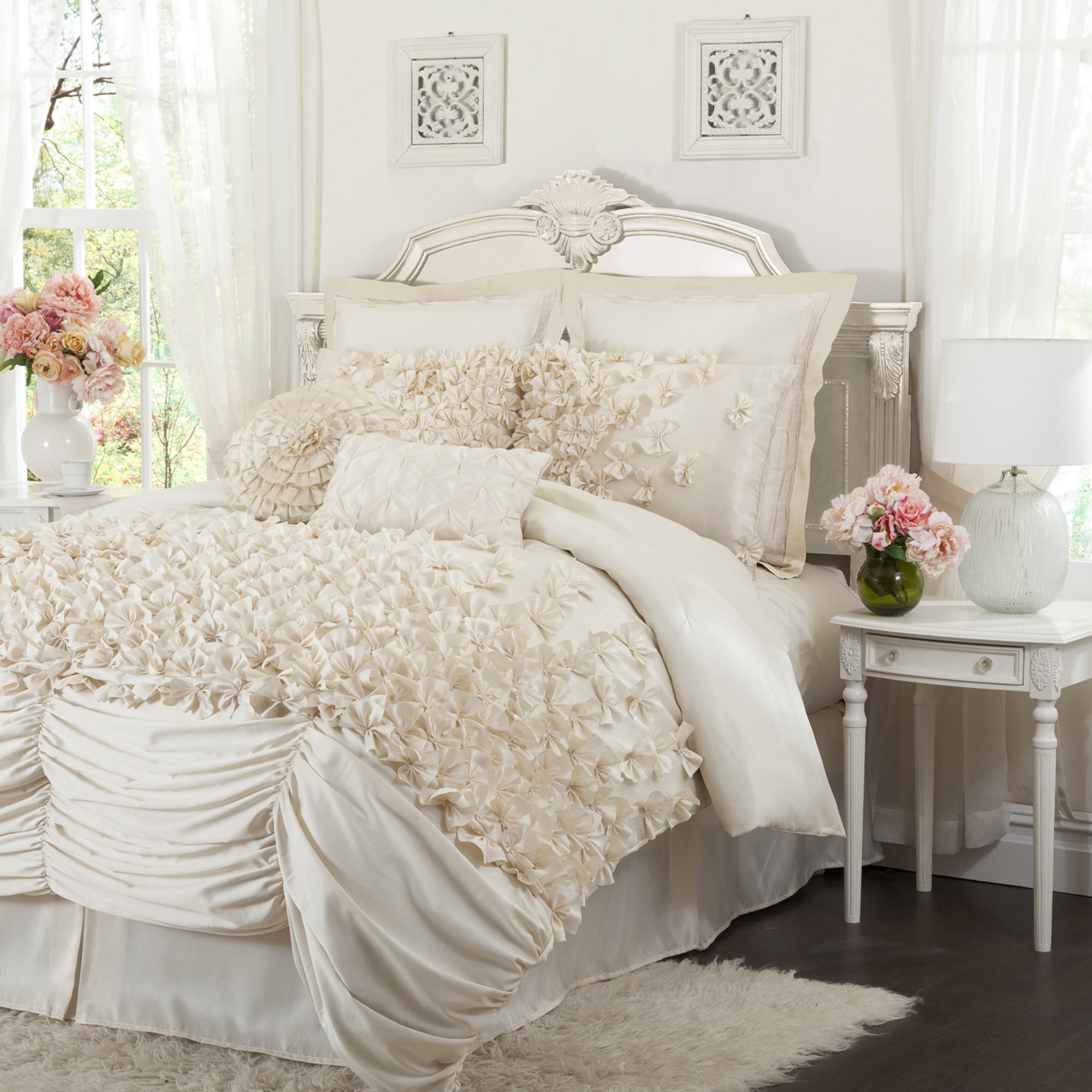 Lush Decor Lucia Bedding Collection From Wayfair