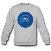i swear to drunk i am not a god  SWEATSHIRT CREWNECKS